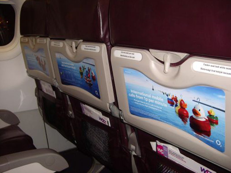 Wizz Air: O2 Wireless