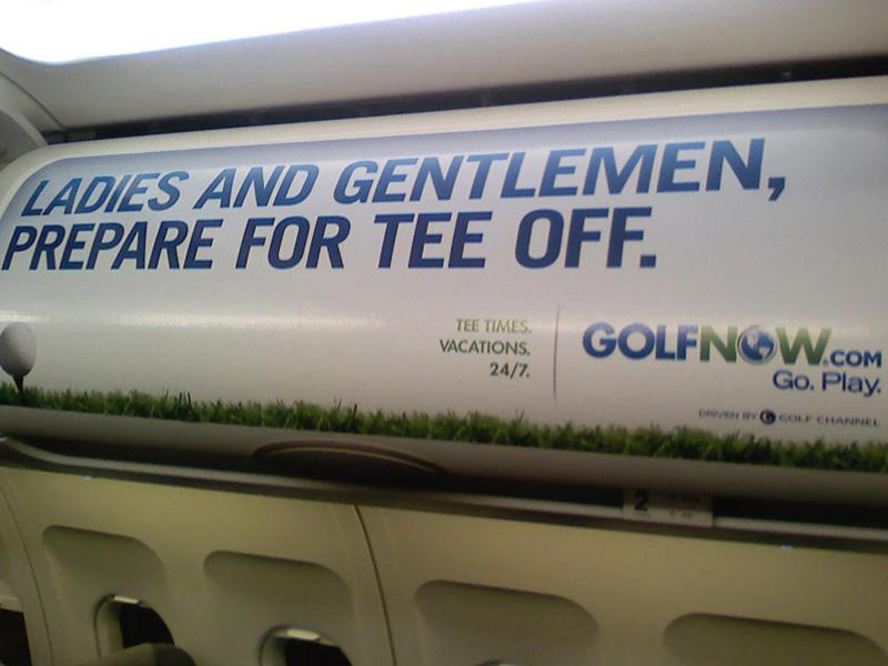 Spirit Airlines: Golf Channel