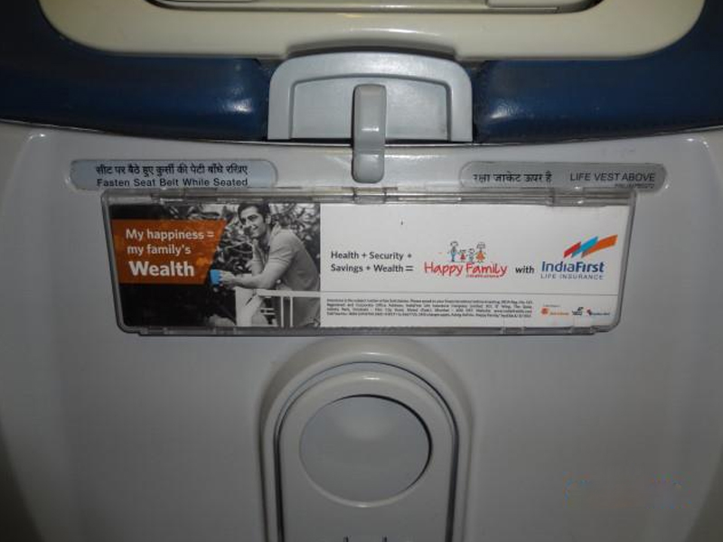 Jet Airways: IndiaFirst Life Insurance