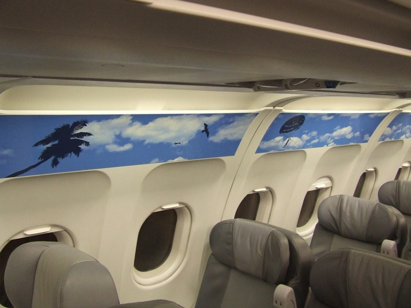 Image gallery tigerair interior for Book a flight with spirit airlines