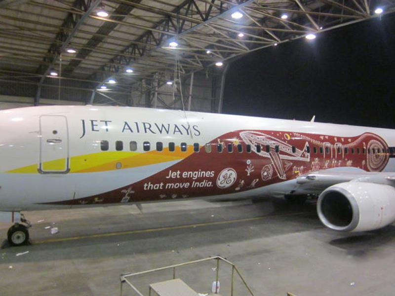 Jet Airways: GE