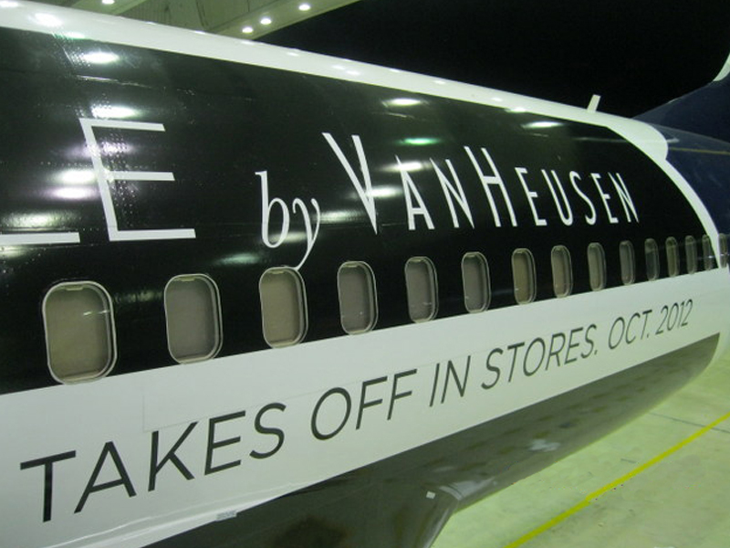 Jet Airways: Van Heusen X-Lifestyle