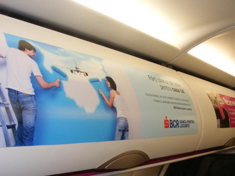 Wizz Air: Banca Comerciala Romana